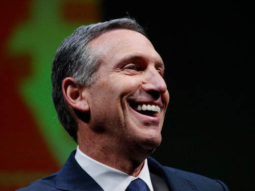 How Howard Schultz went from living in Brooklyn public housing to ending his decades of Starbucks leadership as a billionaire with rumored political aspirations