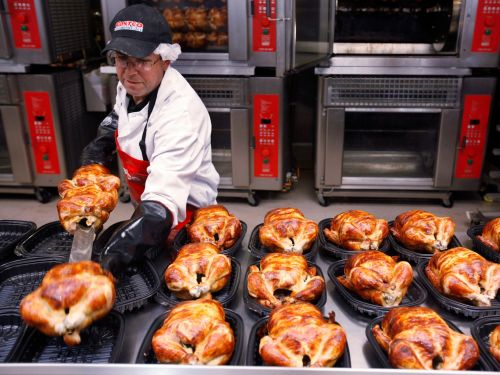 Costco has a $275 million plan to make sure its rotisserie chicken never costs more than $5