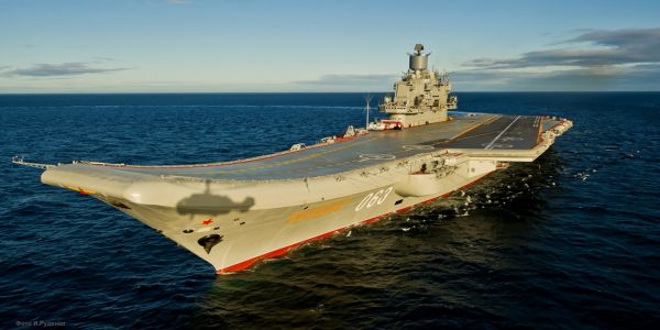 Russia is desperately trying to save its only aircraft carrier - that's outdated and plagued with problems