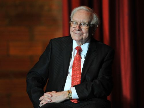 Warren Buffett just became the longest-serving CEO of an S&P company. Take a look inside his incredible life and career