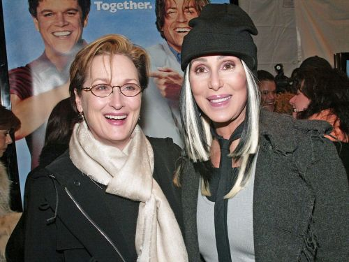 Meryl Streep says she and Cher once stopped a mugging: 'I just went completely nuts'