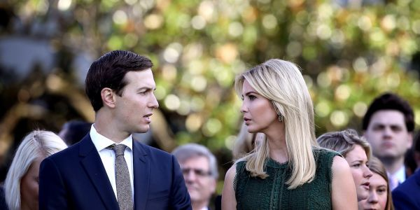 67% of Americans don't know what Jared Kushner and Ivanka Trump actually do in the White House