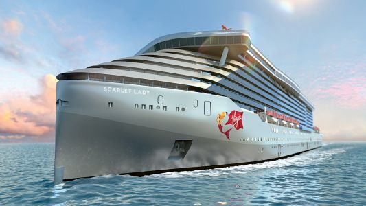 Richard Branson is building a luxury cruise ship for adults only - here's a closer look