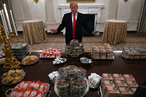 Burger King brilliantly ribs Trump over 'hamberder' tweet