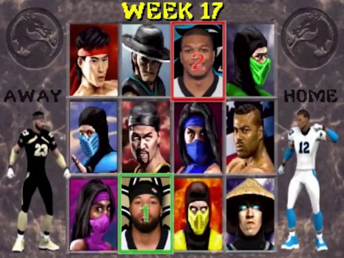 The Carolina Panthers made an awesome mash-up of 16 classic video games to reveal their regular season schedule. Here's every game they referenced