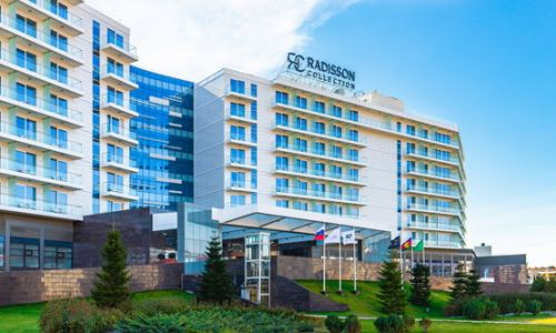 Radisson Blu Paradise Resort and Spa Sochi in Russia Joins Radisson Collection
