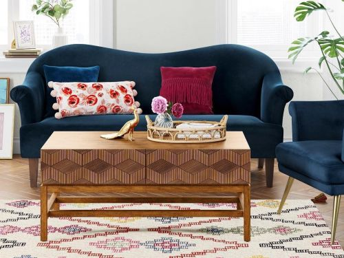 Save 40% on couches, chairs, and coffee tables at Target - and more of today's best deals from around the web