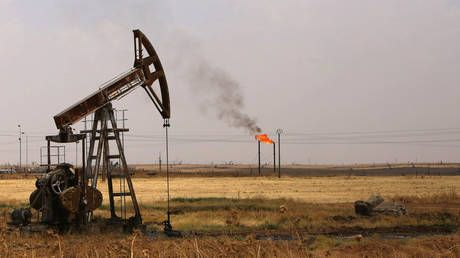 Syria's Raqqa province begins reviving destroyed oil & gas fields