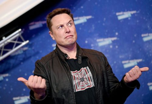 Tesla's stock price just took a huge hit, but that has nothing to do with a $1.5-billion bitcoin stake