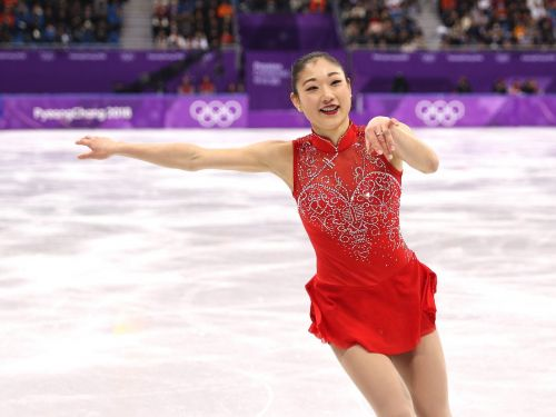 Mirai Nagasu said her disappointing final performance was an audition for 'Dancing with the Stars' - and some fans are furious