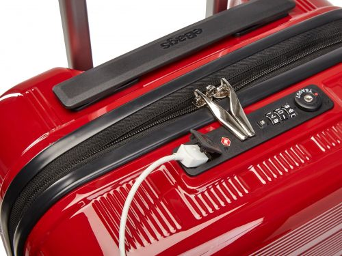 EBags says their new carry-on smart luggage is indestructible - we put that claim to the test