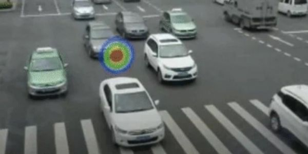 Chinese cities wanting peace and quiet are using acoustic cameras to catch honking drivers