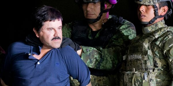 'El Chapo' Guzmán's family is starting fashion brands inspired by the jailed kingpin, and the US might not be able to do anything about it