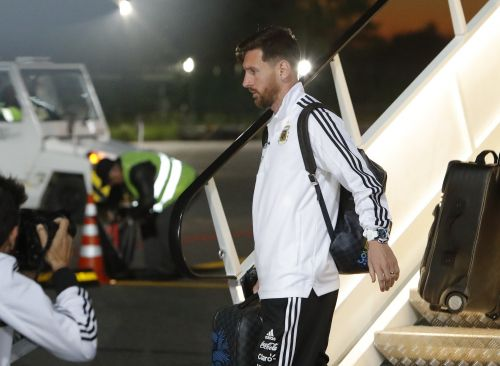 Lionel Messi is renting a $15 million customized 16-seat private jet - take a look inside