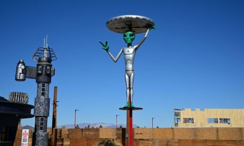 One in five Americans believe that aliens have visited earth, according to a new poll