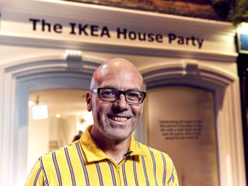 Inside IKEA's 'House Party': 30 years of flatpack furniture and what the home of the future could look like