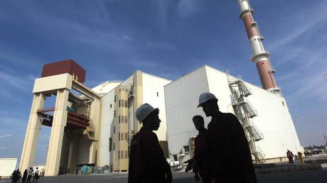 Russia & Iran launch construction of new reactor at Bushehr nuclear power plant
