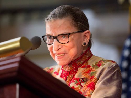 85 year-old Ruth Bader Ginsburg just broke three ribs in a fall - here's why rib fractures in older adults can be so dangerous