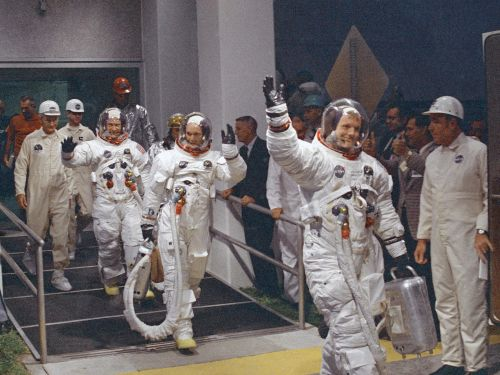 21 quotes from the Apollo 11 astronauts on everything from walking on the moon to the future of spaceflight