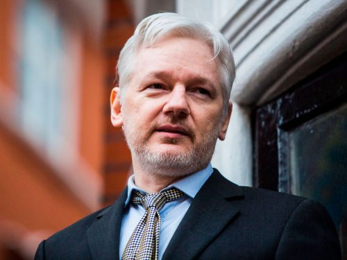 Julian Assange is trying to force the Trump administration to unveil the United States' secret charges against him