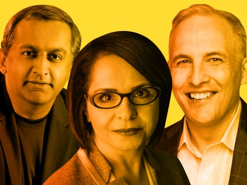 Cybersecurity power players: Meet the top execs tasked with protecting the secrets of the world's biggest tech companies
