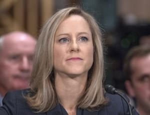 New CFPB Director Kathy Kraninger says she won't be a clone of Mick Mulvaney