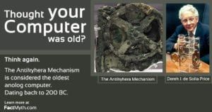 What is the Antikythera Mechanism