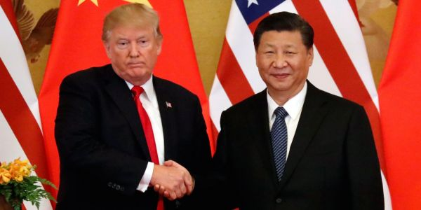 Trump just rolled out a massive list of $50 billion worth of Chinese products that will face new tariffs