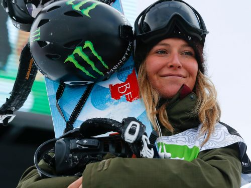 Jamie Anderson, most decorated women's X Games athlete in history, on losing: 'You gotta pick yourself up'