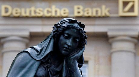Oops! I did it again. Another Deutsche Bank 'fat finger' mistake sends $35 billion out the door