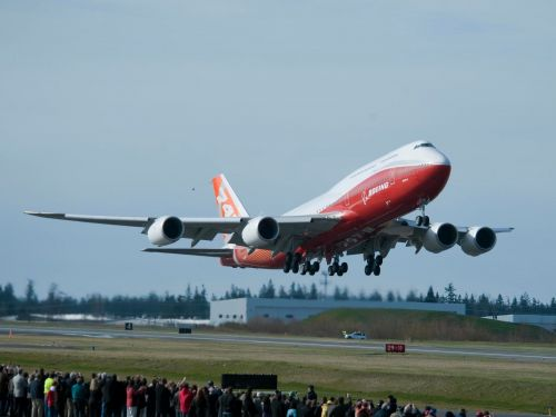 A Boeing exec reveals what's in store for the 747 jumbo jet and predicts that Airbus won't be able to deliver the rest of its A380s