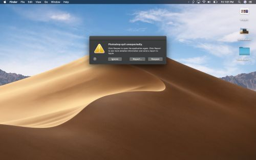 If any of your apps don't work in MacOS Mojave, a small tweak in your settings might fix the problem