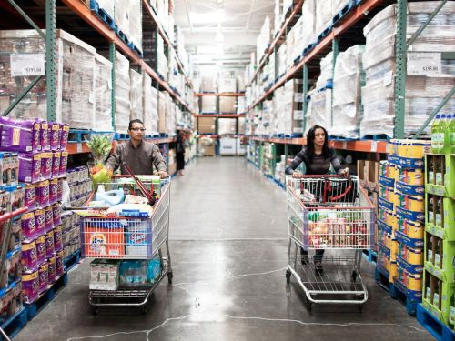 You can order from Costco without a membership - here's how