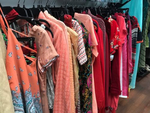 We visited Goodwill's new store for bargain-hunting millennials, and it was like nothing else we've seen from the company