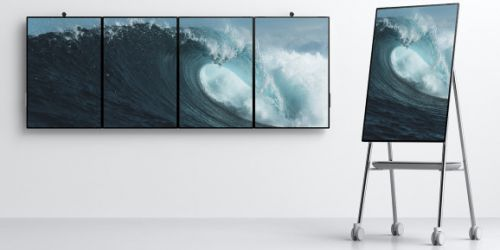 Microsoft's modular Surface Hub 2S will ship in Q2 2019, followed by Surface Hub 2X in 2020