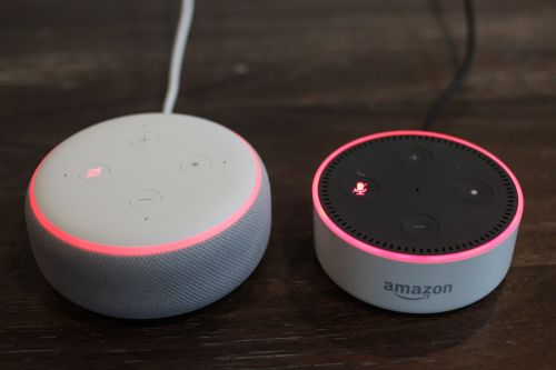 Amazon's new Echo Dot, up close and hands-ons