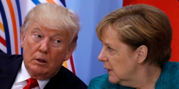 Germany could be the surprise victim of Trump's trade war