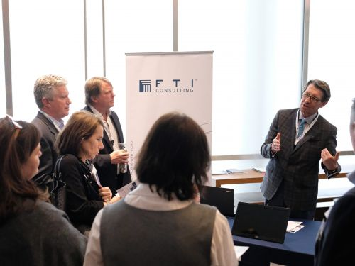 FTI Consulting saw a dip in its restructuring business that led it to cut the firm's revenue outlook. Here's why it still hired hundreds of new staff
