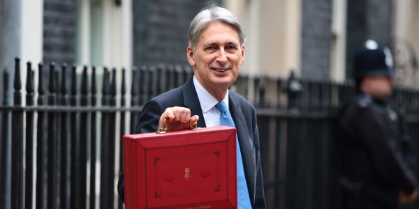 Philip Hammond announces an extra £3 billion to prepare for Brexit in Budget