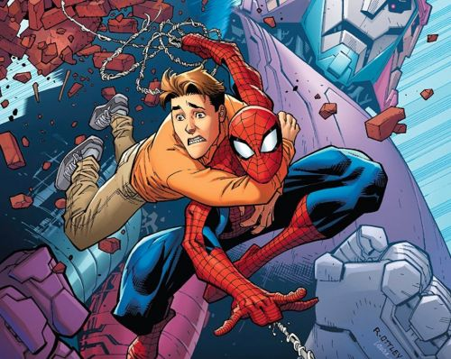 Marvel is removing a reference to an anti-Mormon book from its latest Spider-Man comic