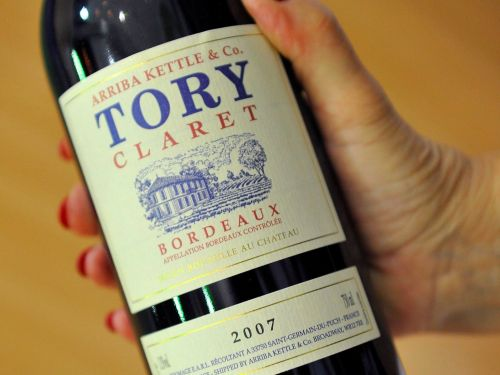 British ministers have been drinking less wine thanks to Brexit