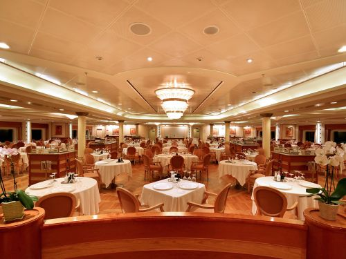 This 140-day cruise for the '1% of the 1%' visits all 7 continents - here's a look inside the ship, where suites cost up to $240,000 per person