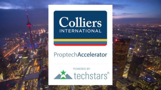 PropTech Entrepreneurs: Are You Ready to Accelerate? Introducing Colliers PropTech Accelerator Powered by Techstars