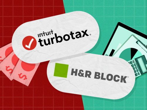 TurboTax vs. H&R Block: How the popular tax-filing services compare on cost, experience, and expert help