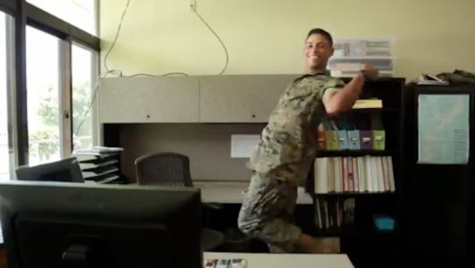 This hilarious video of US Marines dancing to Da Pump's 'USA' just went viral