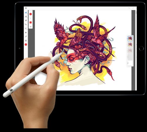 Adobe is finally building Photoshop for the iPad Pro - but its biggest announcement might be a new app for painters and illustrators