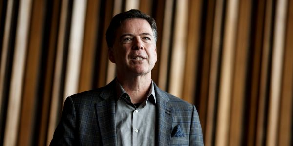 James Comey just broke a long streak of donating to Republicans by jumping into a key House race