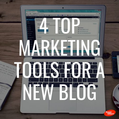 4 Top Marketing Tools For a New Blog