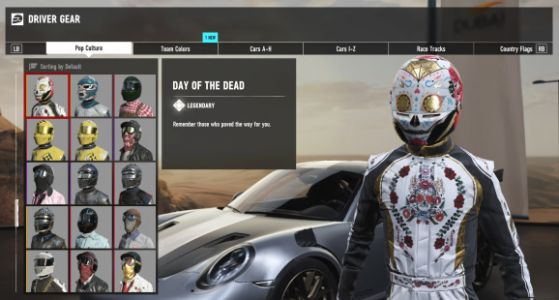 Forza Motorsport 7 wants you to care about your driver, too