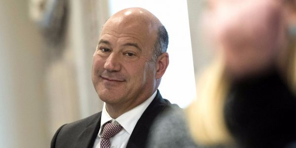 Gary Cohn pushes back on bombshell Bob Woodward book, says it 'does not accurately portray my experience at the White House'